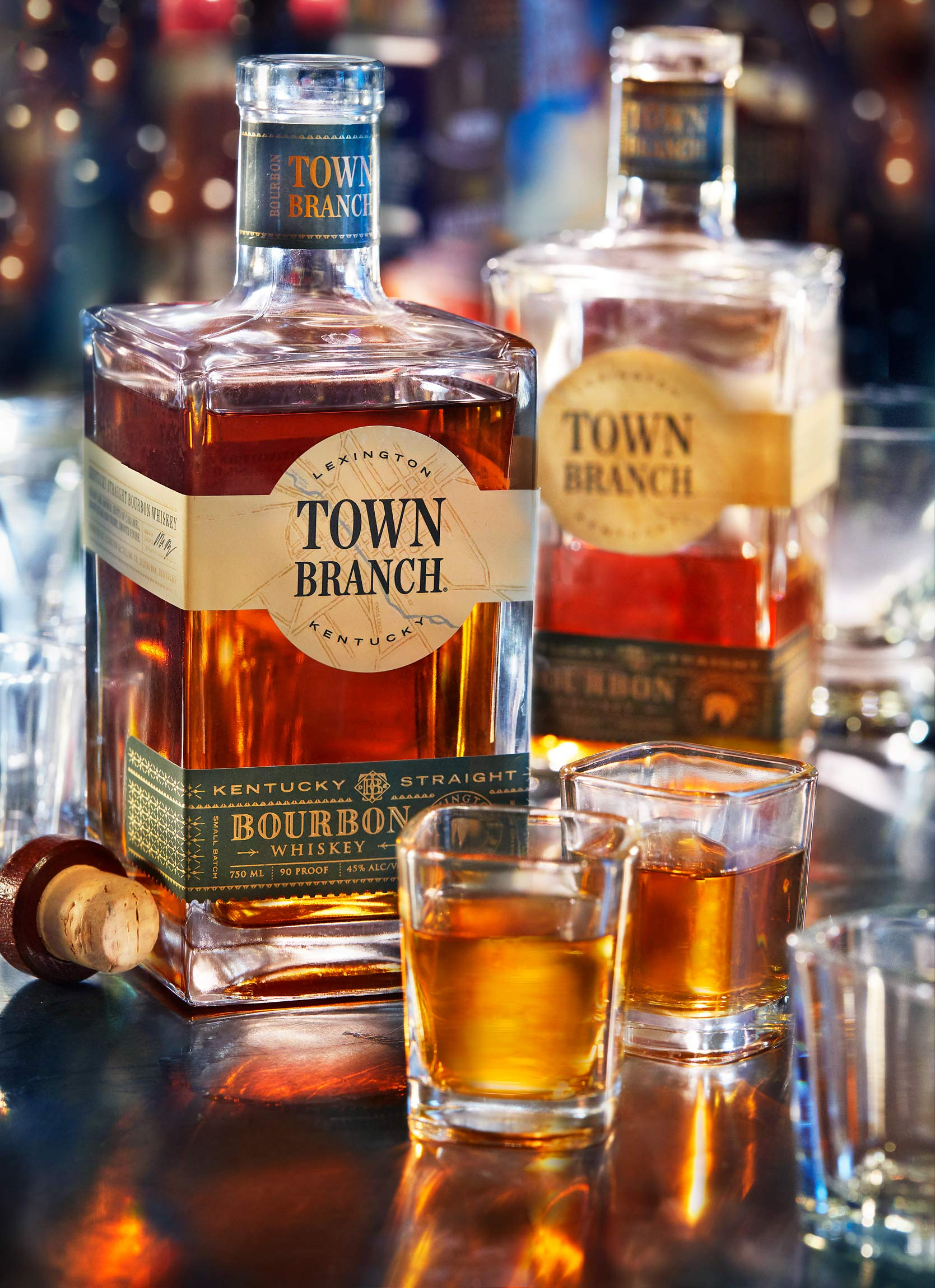 Town Branch Bourbon Whisky